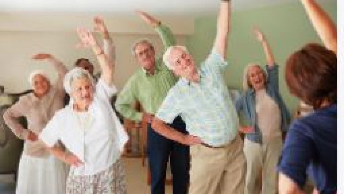 Effects of Physical Activity in Nursing Home Residents with Dementia: A Randomized Controlled Trial