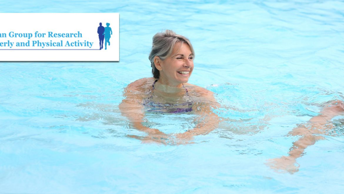 Water-based aerobic and combined training in elderly women: Effects on functional capacity and quality of life