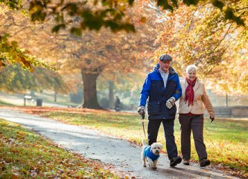 Outdoor Mobility and Use of Adaptive or Maladaptive Walking Modifications Among Older People