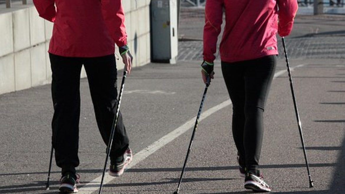 Improvement of cognitive functions in response to a regular Nordic walking training in elderlywomen– A change dependent on the training experience.