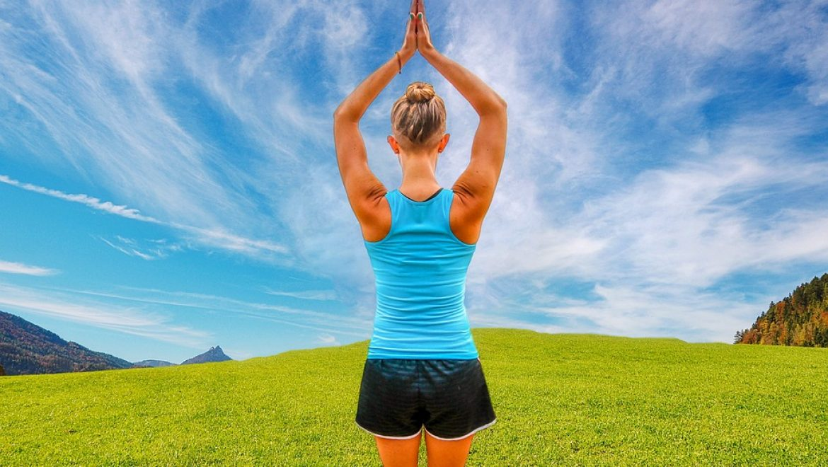 yoga's effect on falls in rural, older adults.